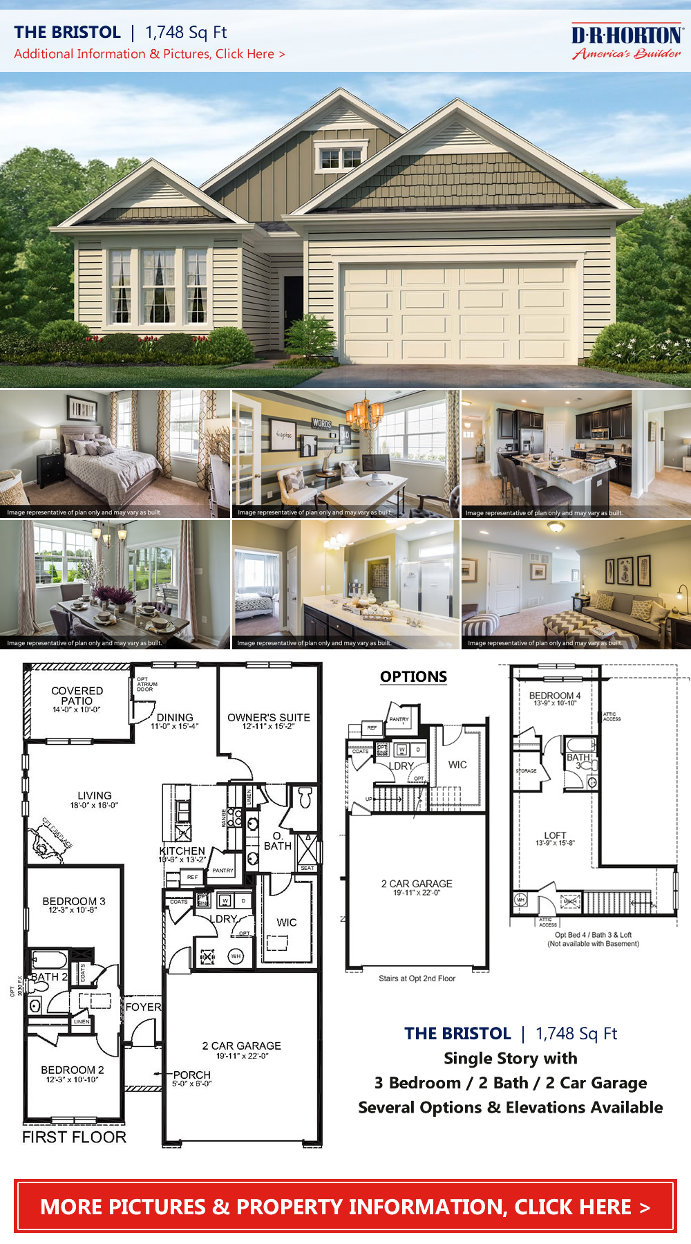 The Bistol | Breakwater Estates | Lower Township New Jersey